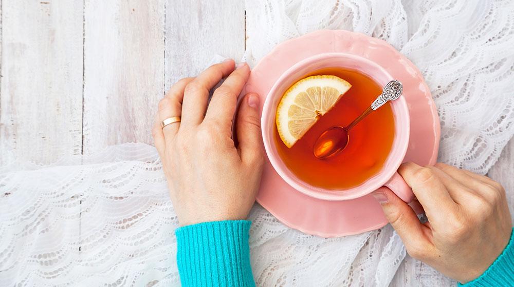 Beneficios de tomar té todos los días.
