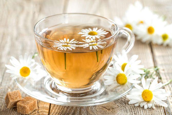 Sabes por qué es bueno tomar té de manzanilla? | Cocina Fácil