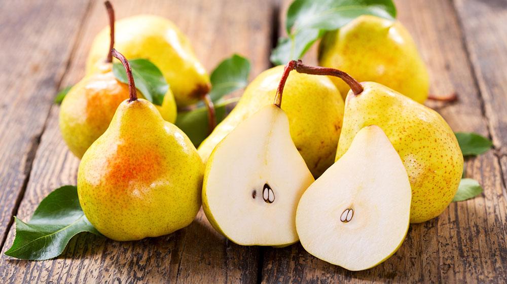 Conoce las grandes propiedades de la pera para tu salud | Cocina Fácil
