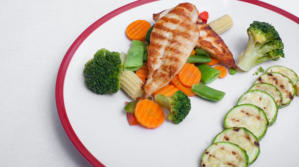 alimentos con proteinas para gimnasio