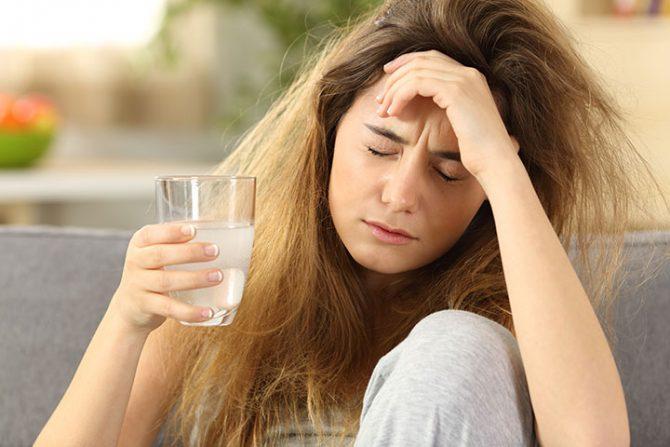 remedio casero para dolor de cabeza y nauseas