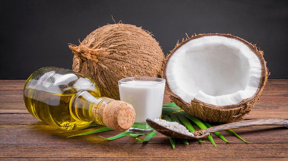 que se puede cocinar con el aceite de coco