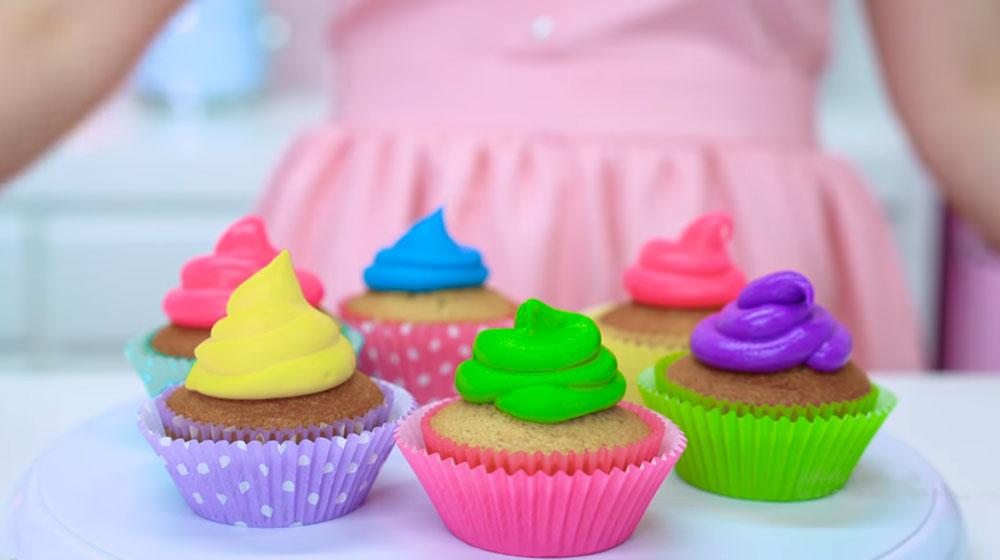 Mis Pastelitos Te Enseña A Preparar Cupcakes En Horno Eléctrico Vs Horno Normal Cocina Fácil