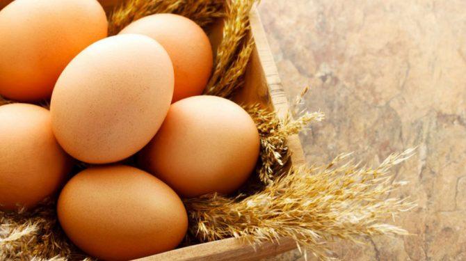 huevos- Desayunos para la pérdida de grasa