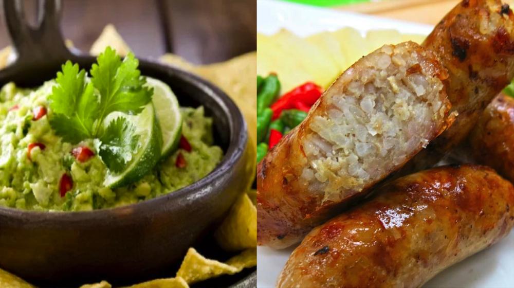 comida alemana vs comida mexicana