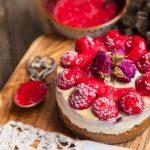 Pay de Queso con Fresas (Super Fácil)