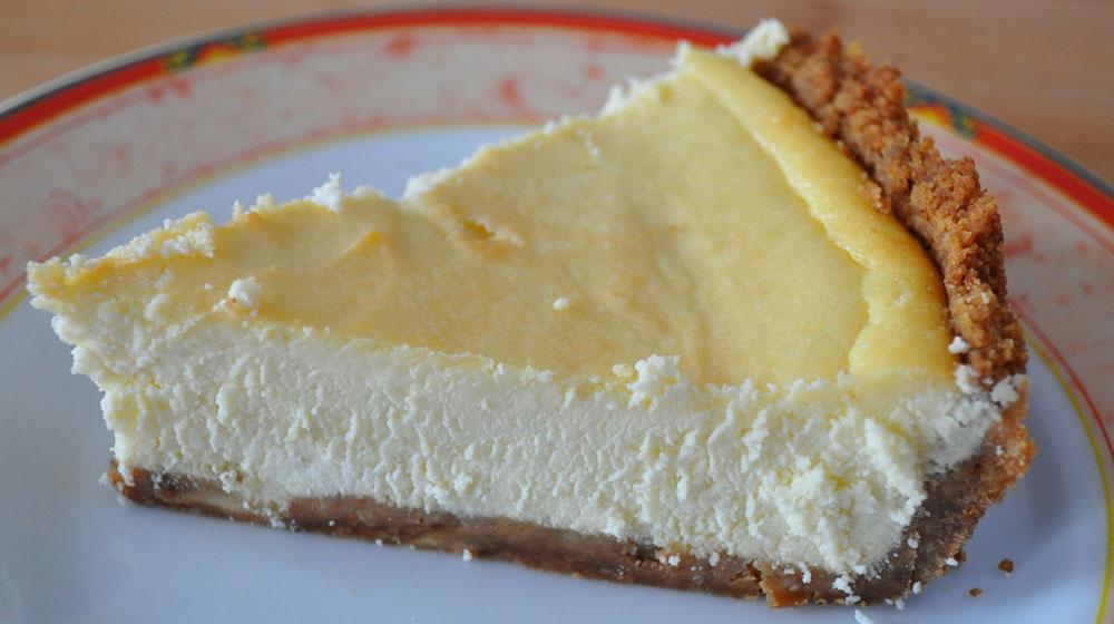 Receta original y deliciosa del pay de queso.