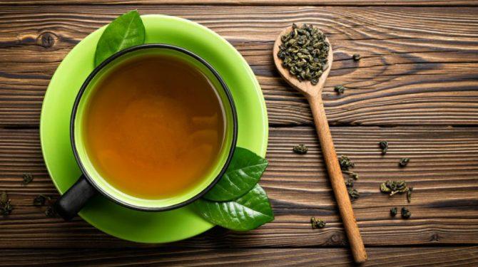 Té verde para la pérdida de grasa