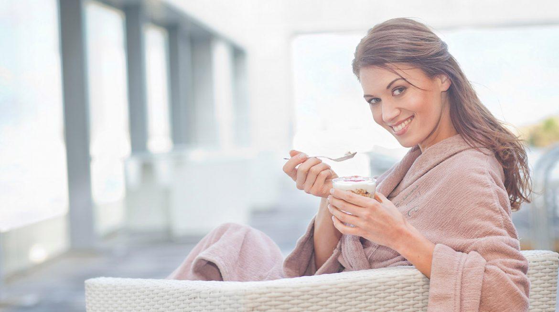 beneficios del yogur para la piel