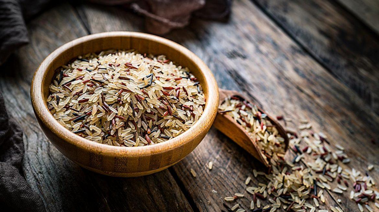 Beneficios del arroz integral