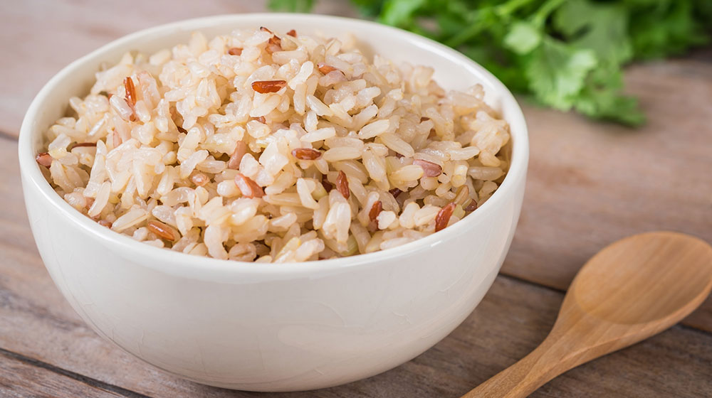 6 Beneficios del arroz integral que amarás