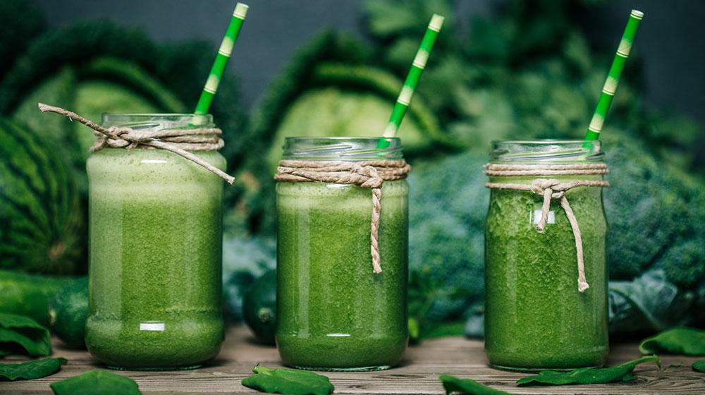 Recetas de batidos verdes para beneficiar a tu cuerpo