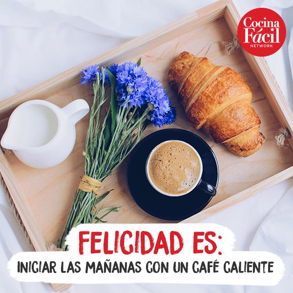 Felicidad Cafe Caliente