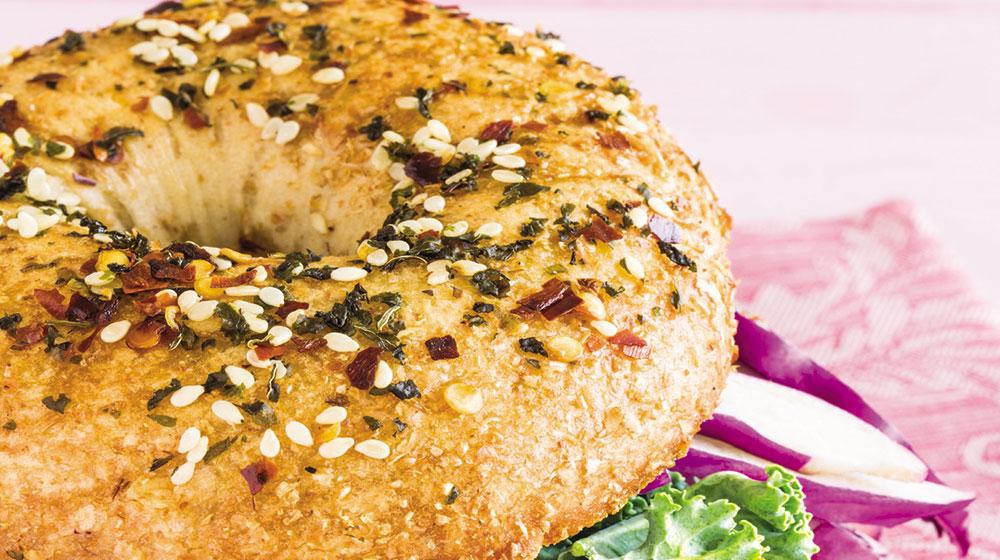 Bagels sin gluten