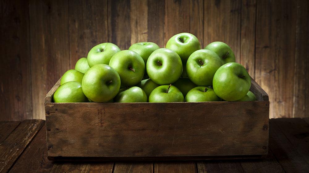 8 Maravillosos beneficios de la manzana verde