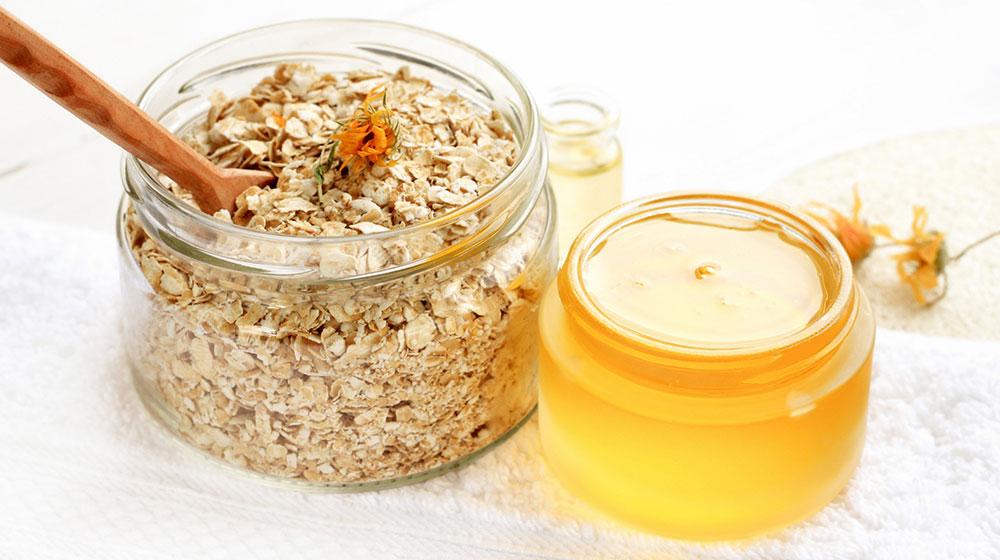 Maneras de usar la miel para el cabello y piel