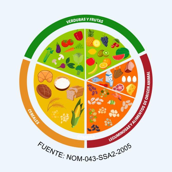 dieta equilibrada para bebes de 2 años