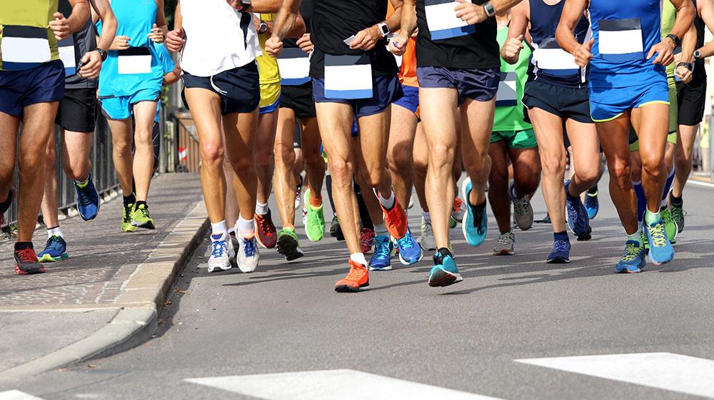 Qué comer después de correr un maratón