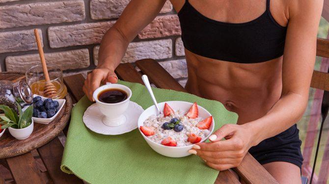 Qué desayunar antes de hacer ejercicio