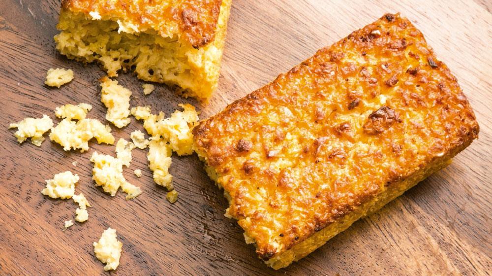 Cómo hacer pan de elote