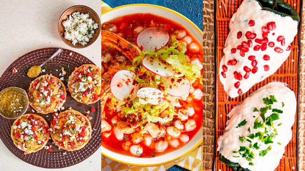 Recetas de comida mexicana deliciosas.