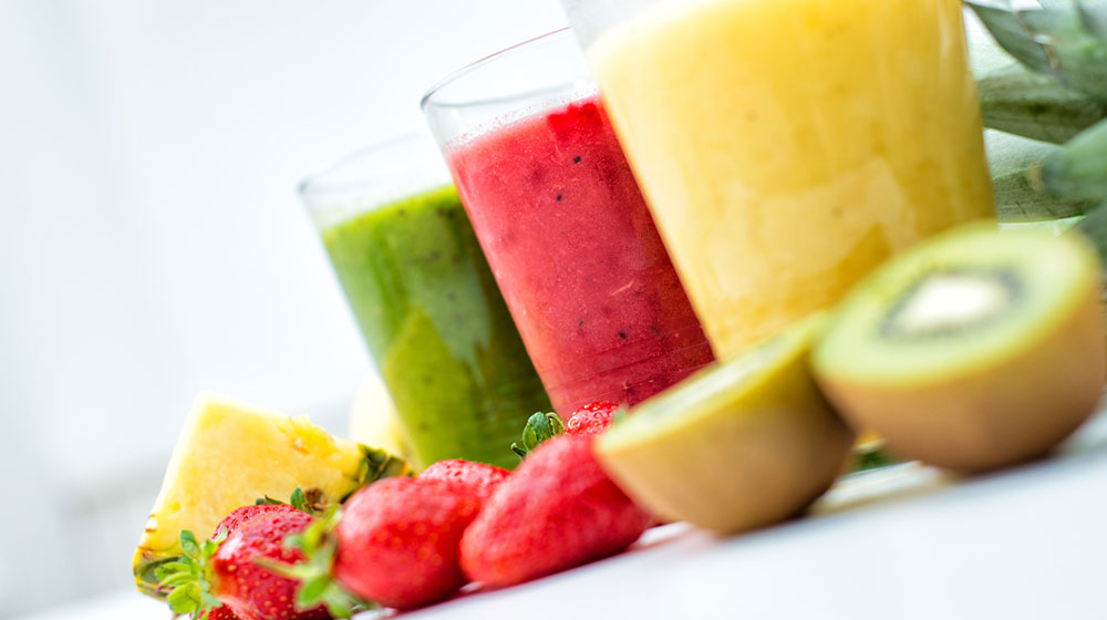 Recetas de jugos de verduras verduras