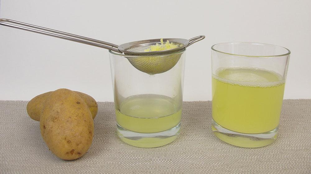 8 Beneficios del agua de papa súper buenos
