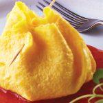 Envueltos de nopal en salsa de jitomate
