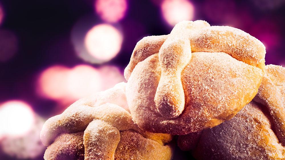Origen del pan de muerto, una historia para festejar