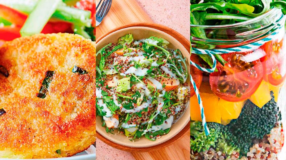 34 recetas con quinoa deliciosas y muy saludables