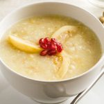 Sopa fría de guayaba