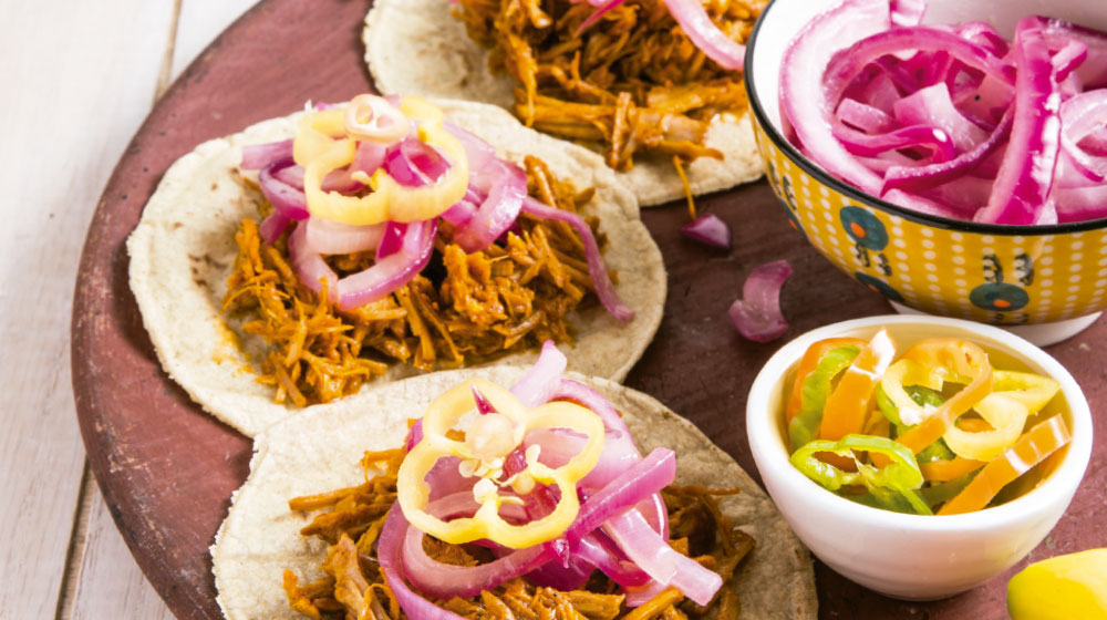 Cochinita pibil ingredientes