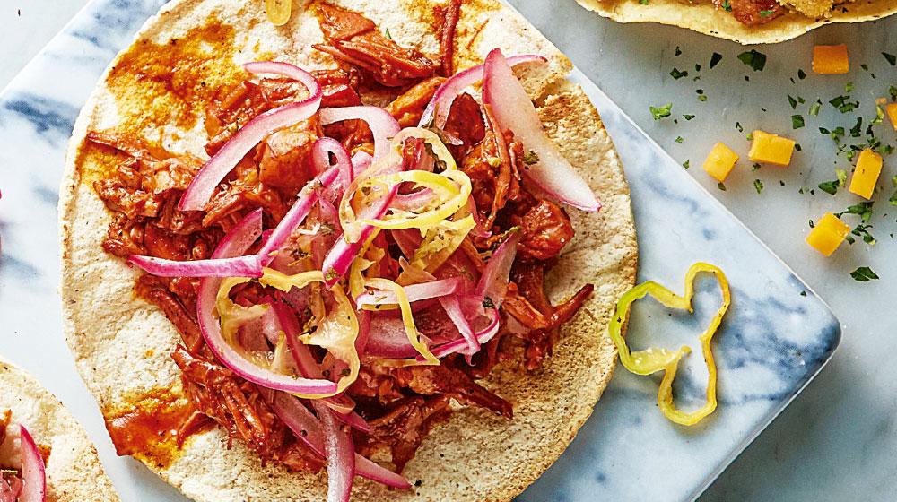 Cochinita pibil receta fácil