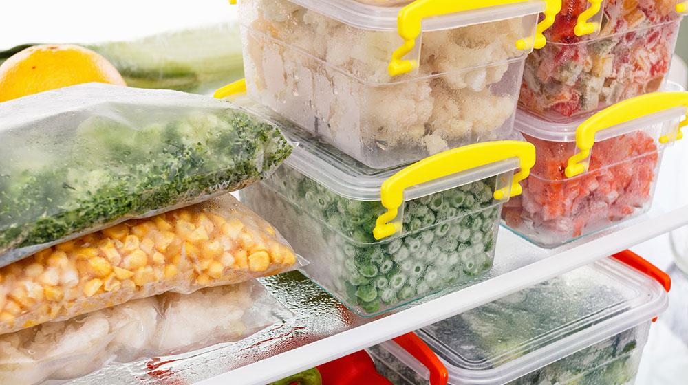 Cómo conservar por más tiempo la comida preparada