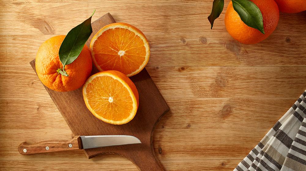 Adelgaza y mantente saludable con la dieta de la naranja