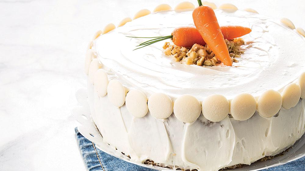 Pastel De Zanahoria Con Nueces Tan Rico Como El De Tu Mamá