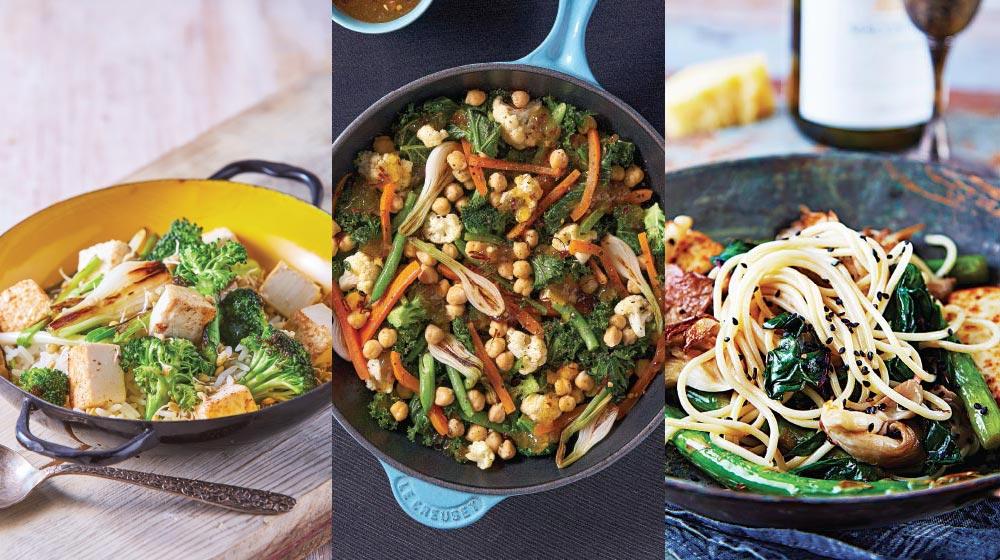 Dieta a base de carne frutas y verduras