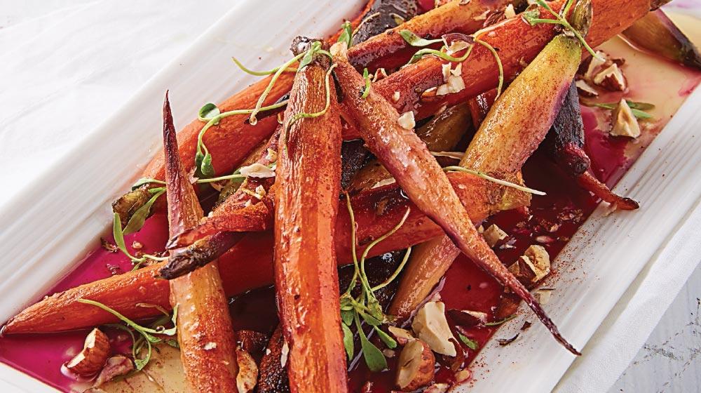 receta de zanahorias