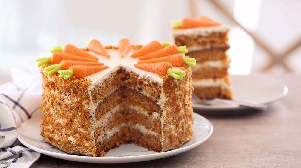 Recetas de pastel de zanahoria