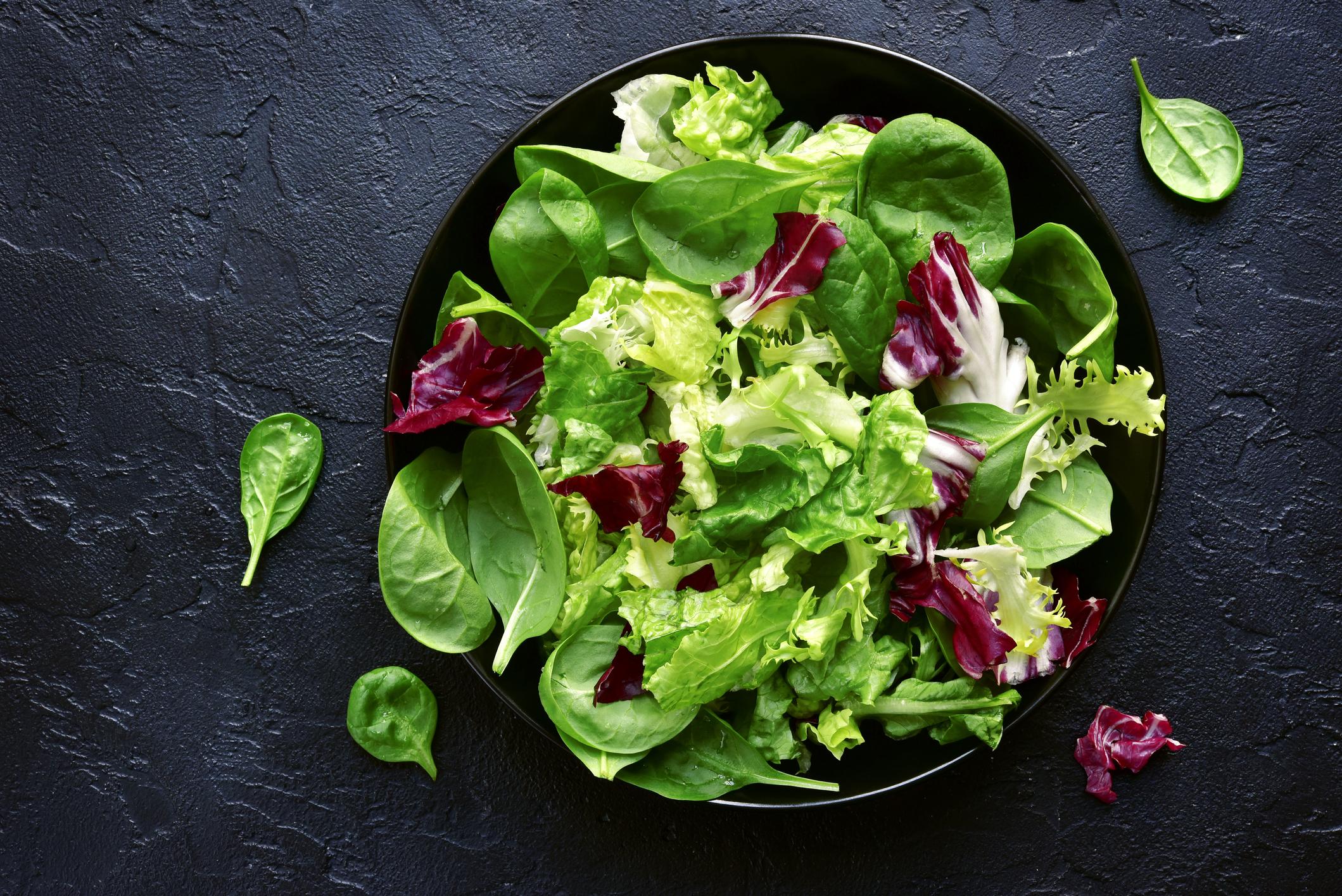 Tipos de lechugas que puedes usar en tus ensaladas - Diferentes ensaladas de lechuga ...