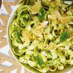 Fetuccini verde