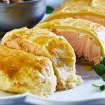 Cómo preparar lomo de salmón en hojaldre