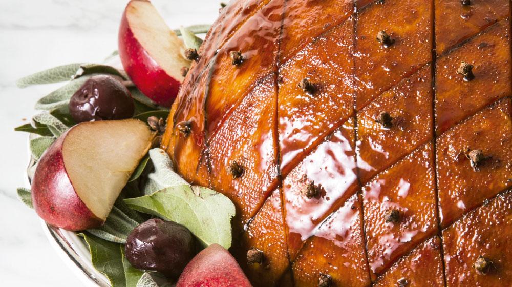Pierna ahumada de cerdo para tu cena de fin de año