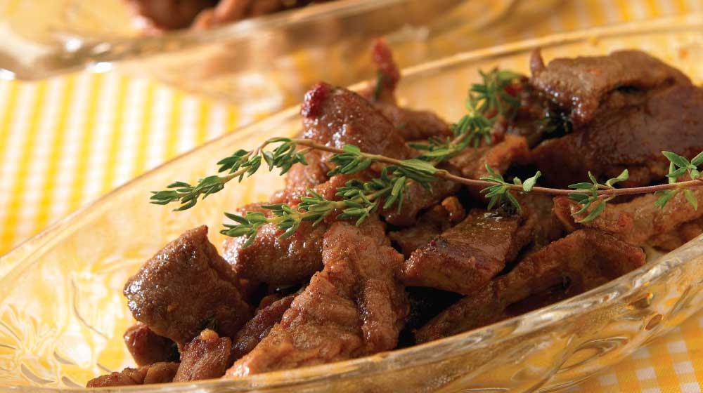 Rico bistec criollo para consentir al paladar