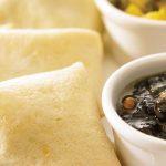 Crepas campiranas con salsa de huitlacoche
