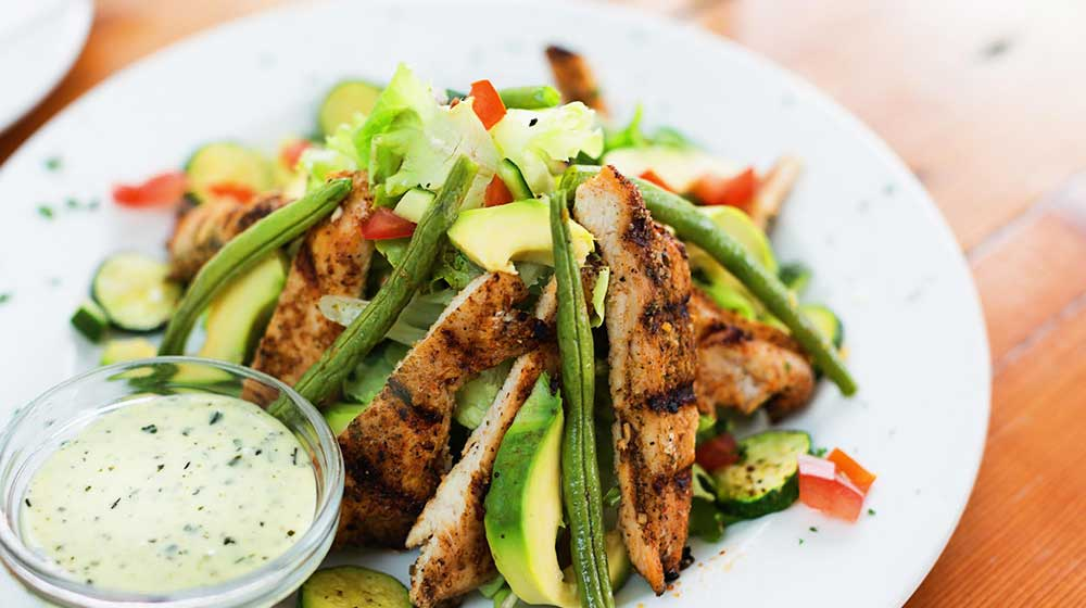 12 maneras diferentes de preparar fajitas de pollo
