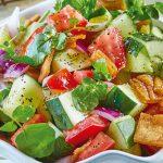 ensalada fattous