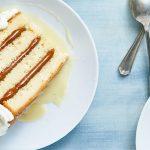 pastel de tres leches receta