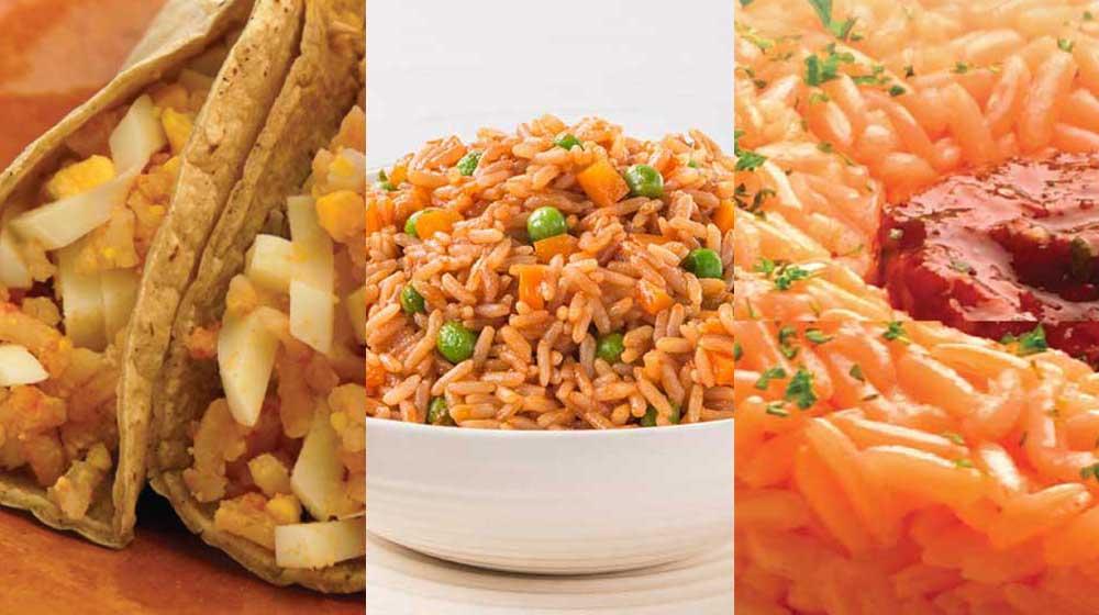 Prepara un delicioso arroz rojo para tus comidas