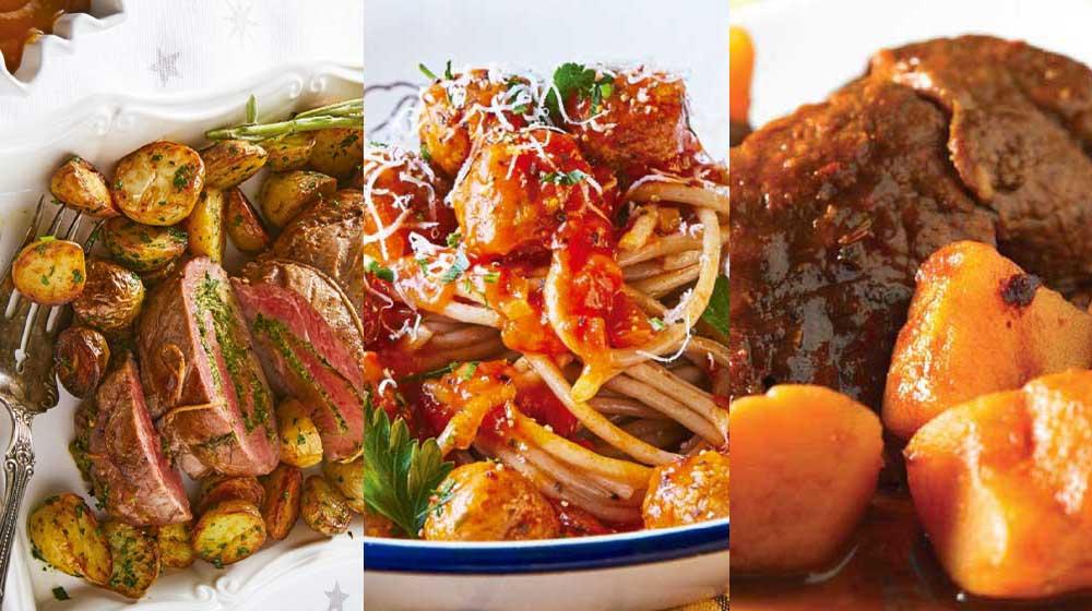 recetas con carne de res para compartir